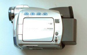 CANONのDM-FV300