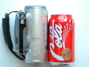 350mlの缶ジュースとの比較