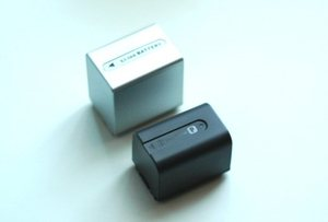 HC3に標準付属の電池との比較