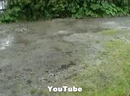 YouTubeだとこんなに画質が劣化
