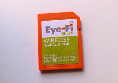 Eye-Fi Share WIRELESS