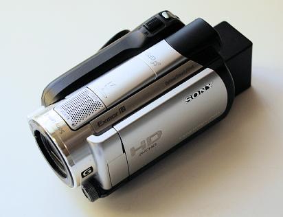 ハイビジョンビデオカメラHDR-XR500V