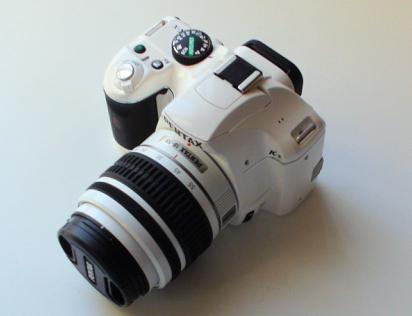 デジタル一眼レフカメラ K-X