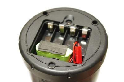 単三電池4本でも代用できる
